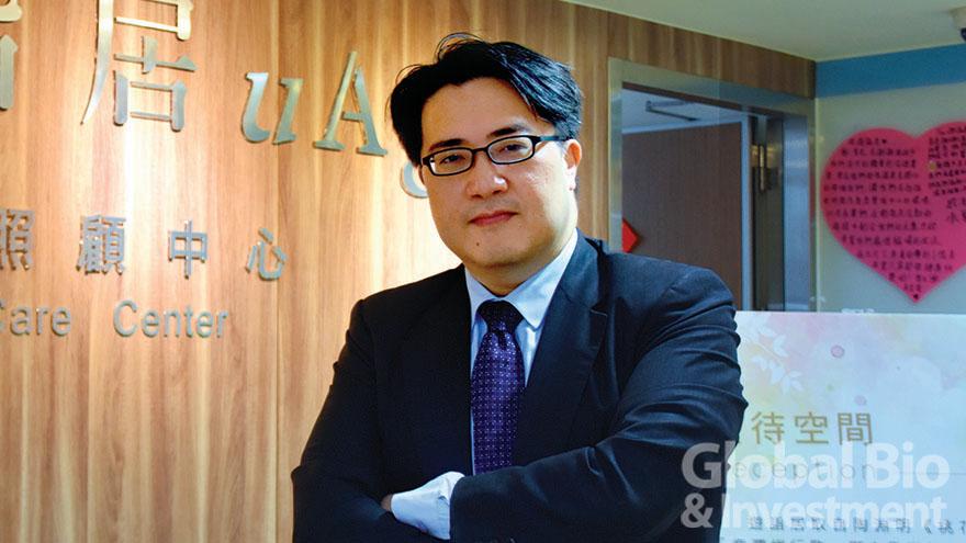 北榮高齡醫學中心主任陳亮恭指出,長照收費天花板是科技落地的一大限制。(攝影/巫芝岳)