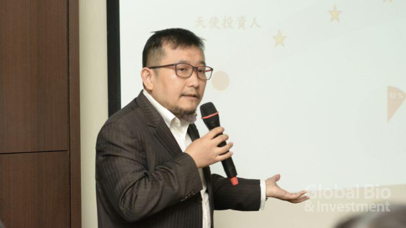 艾斯克立必恩執行長陳銘哲(攝影/林嘉慶)